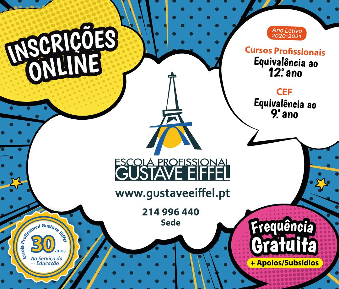 Gustave Eiffel 2020