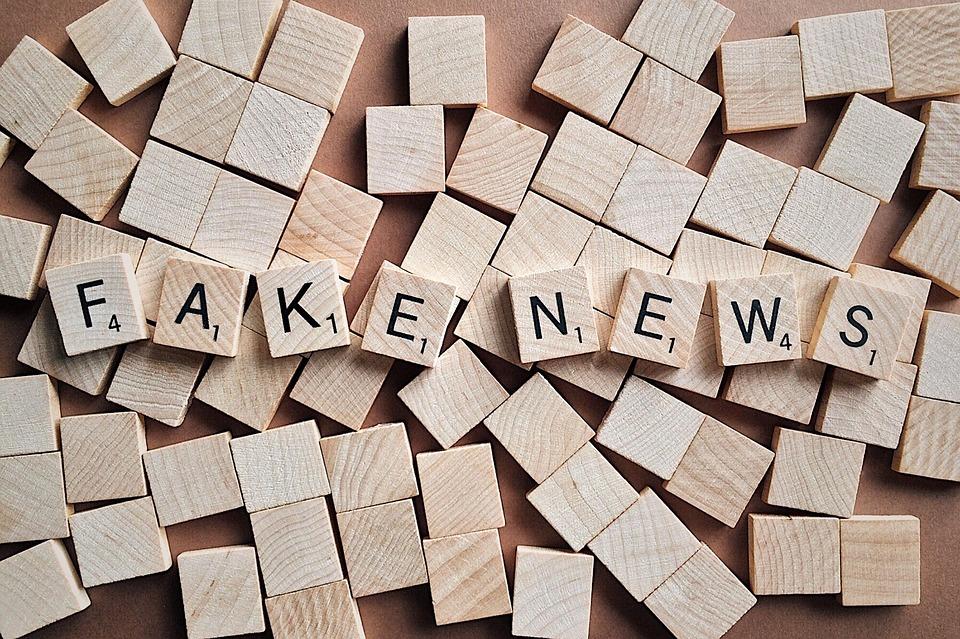 Fake News notícias falsas