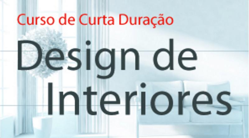 Curso De Curta Duracao De Design De Interiores Na Escola De Moda De Lisboa